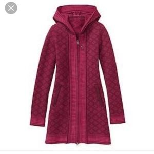 ATHLETA Spooner Summit Sweater Jacket Cardigan